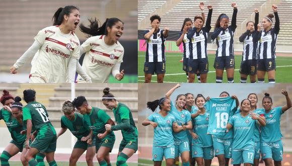 Universitario y Alianza Lima ya escribieron sus nombres en la semifinal. (Foto: FPF)
