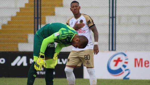 Cusco FC venció a Mannucci en la Fase 2 (Foto: Liga 1)