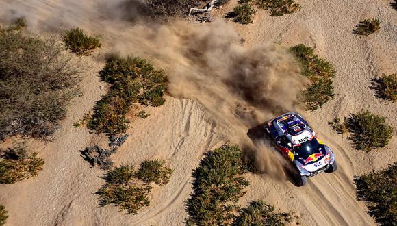 Dakar 2021 EN VIVO vía ESPN y FOX Sports: sigue EN DIRECTO la Etapa 3 desde el desierto de Arabia Saudita. (Foto: AFP)