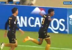 Con complicidad de Solís: el gol de Erinson Ramírez para el 1-1 de UTC ante Sporting Cristal [VIDEO]