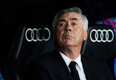 Ancelotti, obligado a cambiar: la baja de última hora en el Real Madrid vs. Osasuna
