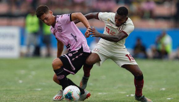 Universitario enfrentará a Alianza Atlético el lunes 19 de julio. (Foto: Liga 1)