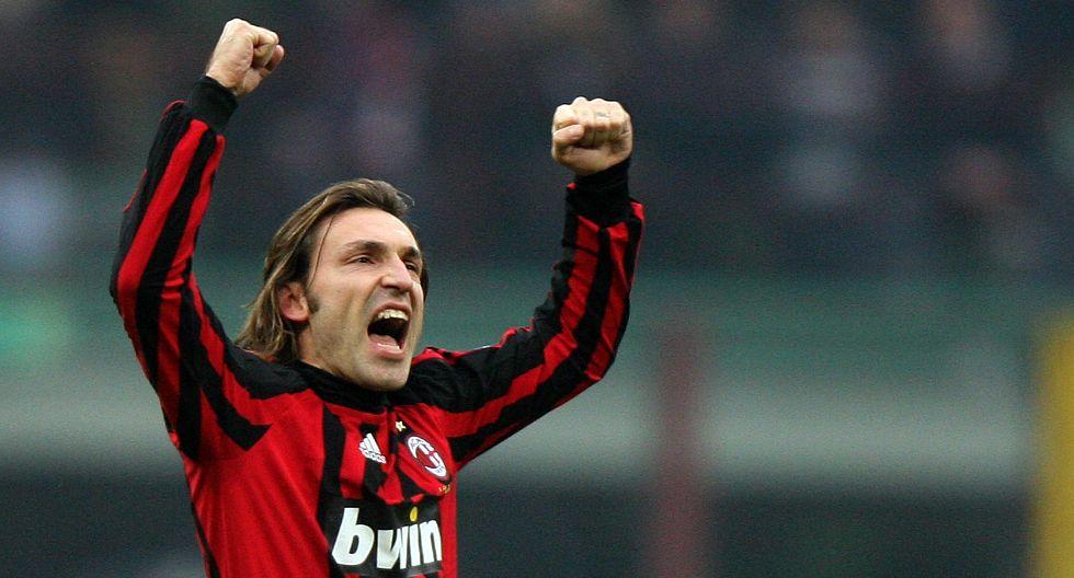 25.- Andrea Pirlo (AC Milan), en 32.3 millones de dólares. (Foto: Agencias)