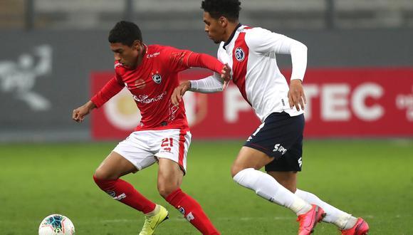 Cienciano se impuso 1-0 a Municipal en el Estadio Nacional. (Foto: Liga 1)