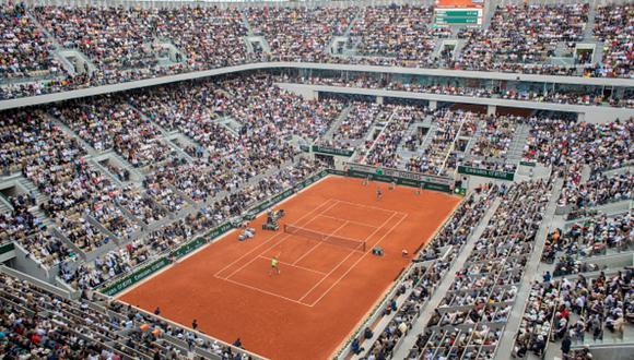 La cancha principal del Roland Garros es la Philippe-Chatrier. (Foto: Getty Images)