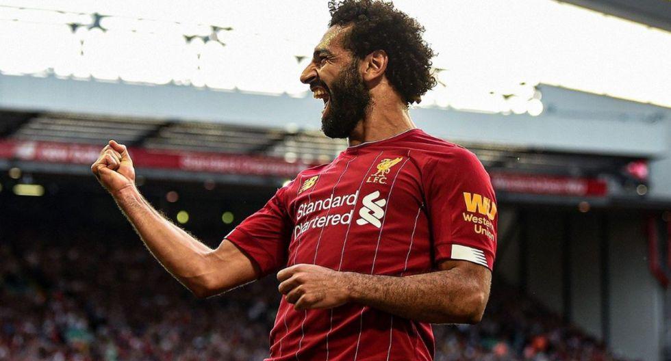 20. Mohamed Salah20. Mohamed Salah - Liverpool - 19 goles (Getty)