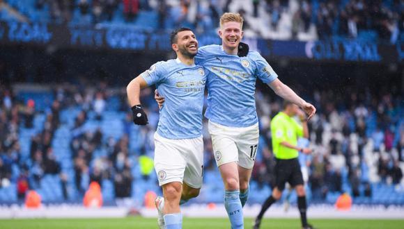 Manchester City disputará la primera final de Champions League en su historia. (Foto: EFE)