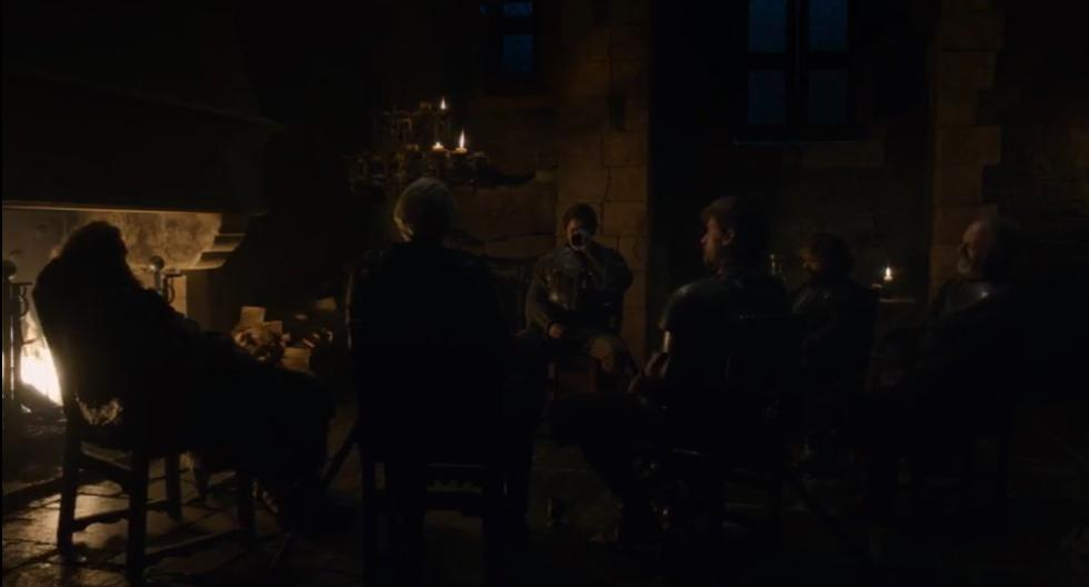 """""""Game of Thrones"""": ¿La canción que interpreta Podrick Payne está relacionada con el final de la serie? (Foto: Captura de pantalla)"""