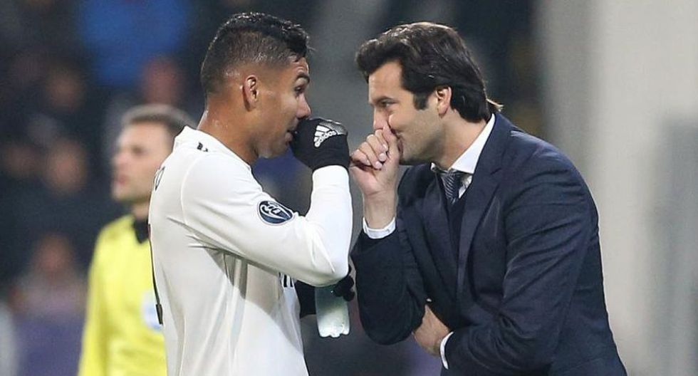 Casemiro reconoció que el Real Madrid no está jugando bien, pero aseguró que trabajan para mejorar.