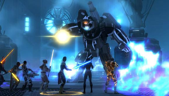"""""""Star Wars: The Old Republic"""" está disponible gratis en Steam y estos son sus requisitos mínimos para PC"""