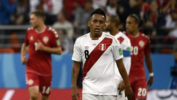 El jugador de la Selección Peruana se encuentra actualmente sin equipo. (GEC)