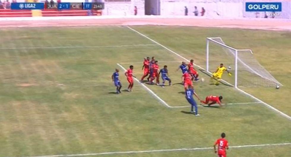 Mira el blooper en Lambayeque. (Video: GOLPERU)