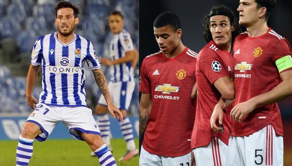 Real Sociedad vs. Manchester se jugará en Turín (Foto: Agencia)