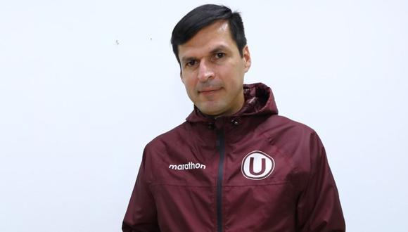 Jorge Araujo volverá a la 'U' (Foto: Prensa Universitario)
