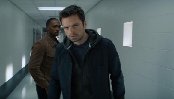"""Marvel: se filtra un grupo de villanos de """"The Falcon and The Winter Soldier"""" en el rodaje. Foto: Difusión."""