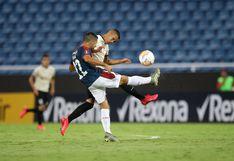 Universitario no pudo ante Cerro Porteño y quedó eliminado de la Copa Libertadores