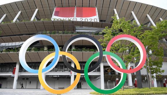 Este viernes 23 de julio se realizará la ceremonia de inauguración de los Juegos Olímpicos Tokio 2020 luego de aplazarse un año por la pandemia del COVID-19.. (Foto: Tamas Kovacs / EFE