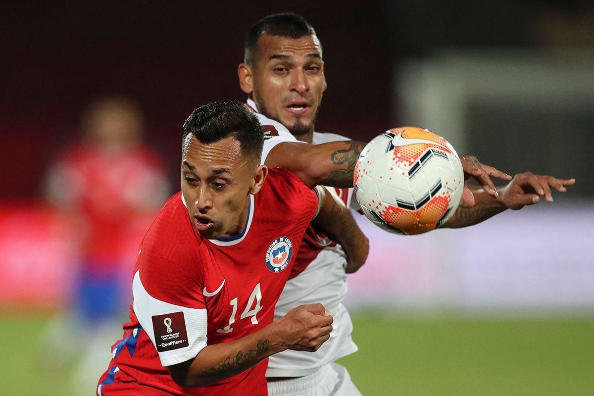 Mira Chilevisión free of charge, Chile – Perú: sigue en vivo on-line el partido por las Eliminatorias 2022 thumbnail
