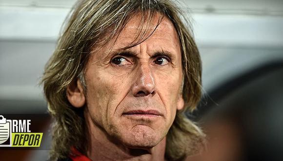Ricardo Gareca es el segundo entrenador argentino en la historia de la Selección Peruana. (Diseño: Marcelo Hidalgo)