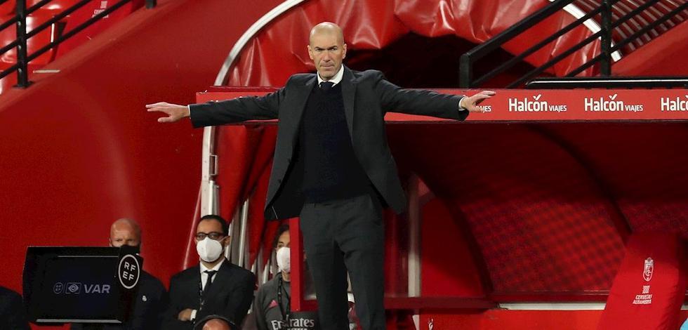 Última experiencia: Real Madrid. (Foto: EFE)