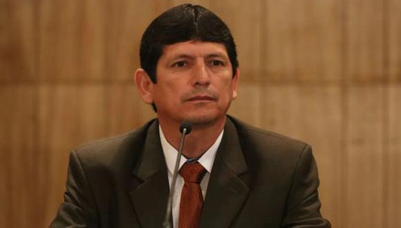 Agustín Lozano se refirió al reinicio de la Liga 1. (Foto: GEC)