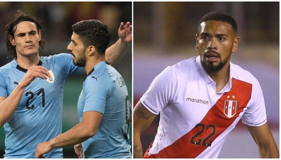 Callens restó importancia a ausencia de Suárez y Cavani en Uruguay. (Foto: Agencias)