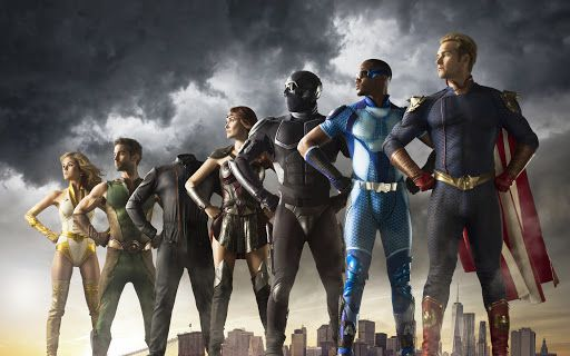 "¿Los Siete tendrá nuevos integrantes en la temporada 3 de ""The Boys""? (Foto: Amazon Prime Video)"
