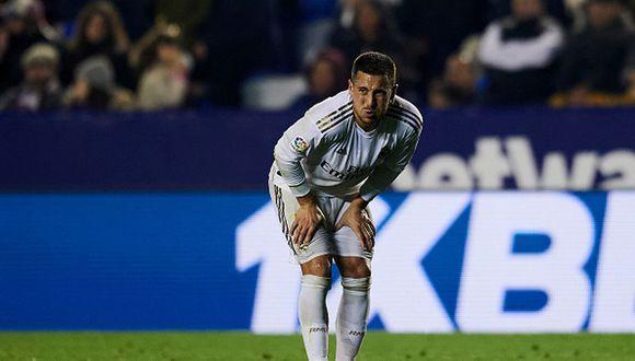 Eden Hazard ha marcado 1 gol y dado 5 asistencias en 15 partidos esta temporada. (Getty Images)