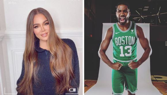Khloé Kardashian y Tristan Thompson acabaron su relación de mal modo tras conocerse la infidelidad del deportista. (Foto: Instagram / @realtristan13 / @khloekardashian).