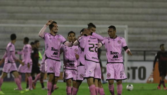 Sport Boys ganó 1-0 ante Melgar en Matute. (Foto: Liga 1)