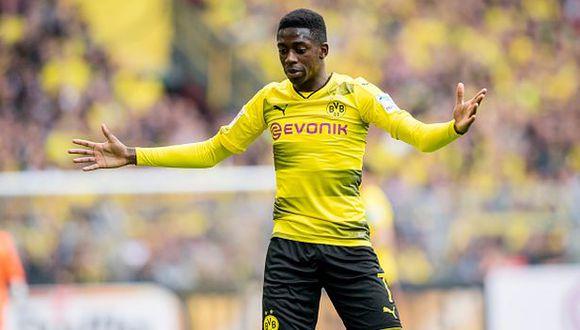 Barcelona deberá pagar más de 100 millones de euros para llevarse a Ousmane Dembélé. (Getty)