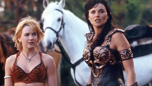 La actriz que dio vida a la 'princesa guerrera' fue Lucy Lawless (Foto: Universal Television)