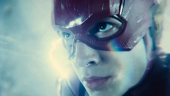 """Barry Allen no ha sido llamado """"The Flash"""" en Justice League Snyder Cut. (Foto: DC)"""