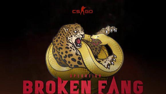 CS: GO lanza la operación Broken Fang, luego de una larga espera. (Foto: Valve)