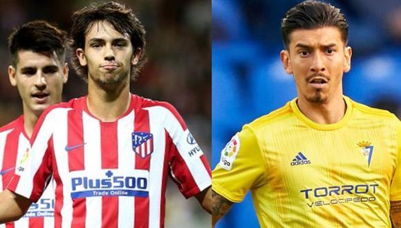 Se aplazó el duelo entre Atlético Madrid y Cádiz. (Agencias)
