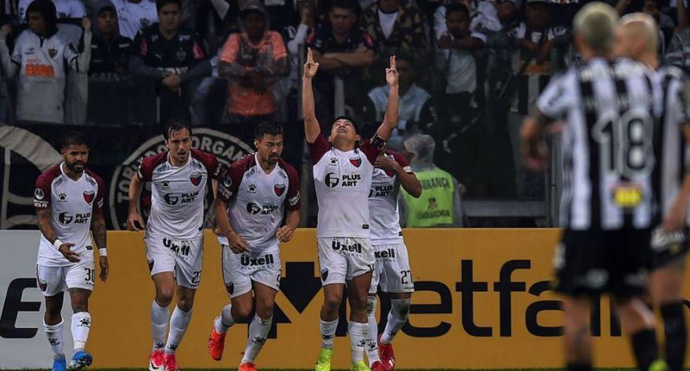 Colón derrotó en penales al Atlético Mineiro y avanzó a la final de la Copa Sudamericana 2019.