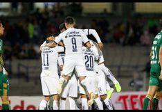 Pumas UNAM derrotó a Potros en el Olímpico Universitario por el Grupo 8 de Copa MX 2019