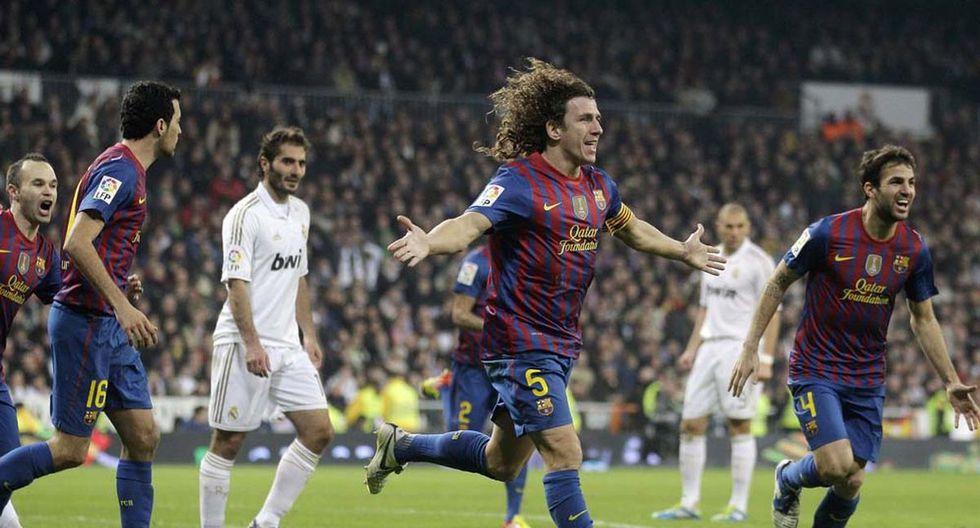 18 de enero de 2012 (Copa del Rey): Real Madrid 1-2 Barcelona.