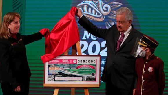 Lotería Nacional 2021: conoce los horarios y dónde ver el Sorteo 248 en México. (Foto: EFE)