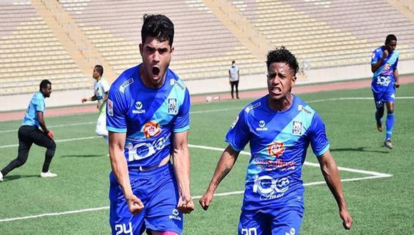 Safaddi listo para enfrentar a Alianza Lima. (Foto: Liga 2)