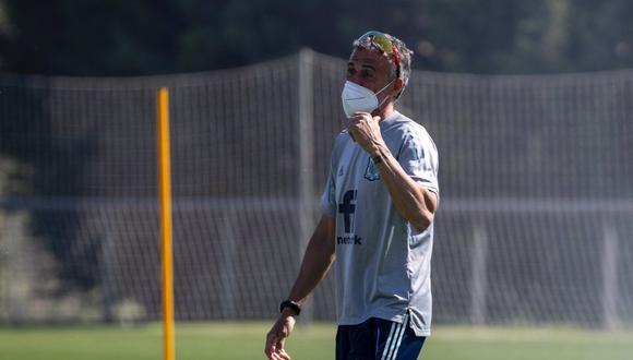 La selección española será vacunada antes de la Eurocopa. (Foto: RFEF)