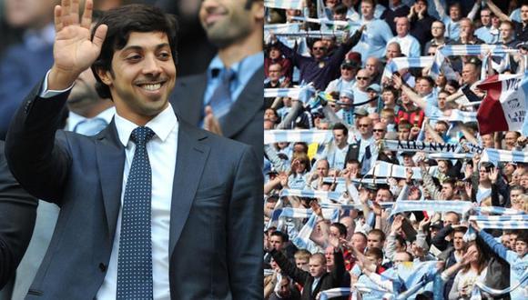 Sheikh Mansour decidió cubrir los gastos de los fanáticos que llegarán hasta Oporto para la final de la Champions League 20-21. (Foto: Agencias)