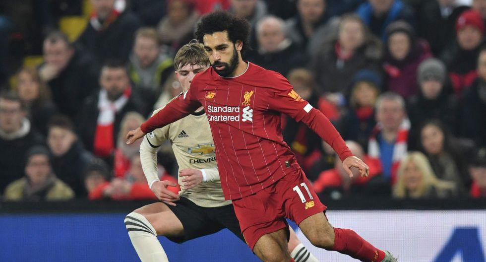 5. Mohamed Salah | Liverpool | 150 millones de euros. (Getty)