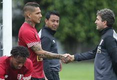"Néstor Bonillo: ""Paolo está convencido de que estará para la fecha doble de marzo"""