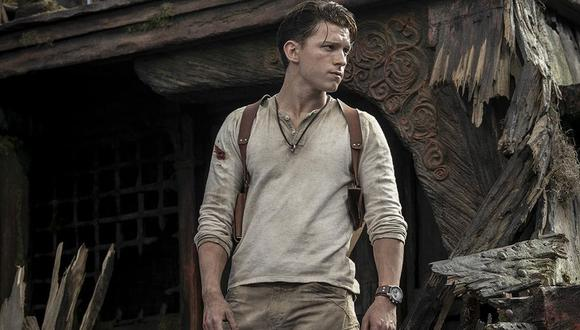 Tom Holland no está nada contento con su actuación en Uncharted. (Foto: Sony Pictures Releasing)