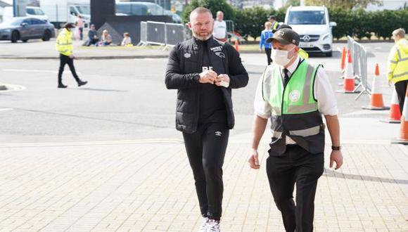La crisis que golpea al Derby County dirigido por Wayne Rooney. (Foto: Derby County)