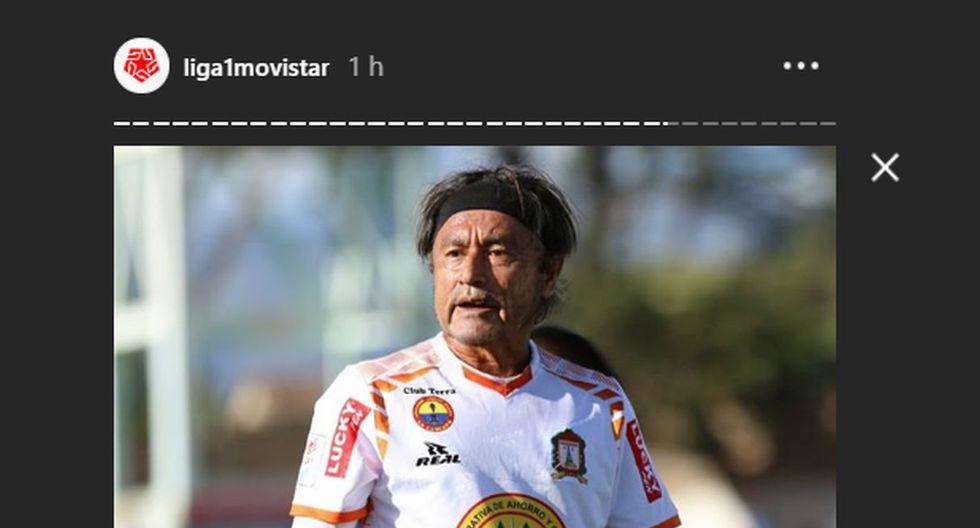 Robert Ardiles - Ayacucho FC (Foto: Liga 1)