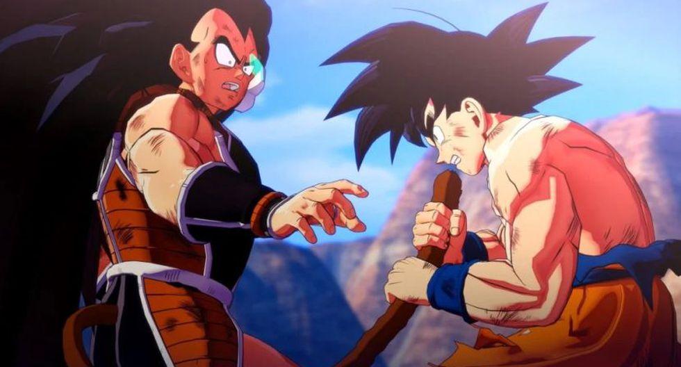 Dragon Ball Super Dragon Ball Z Kakarot Dio Una Muestra De