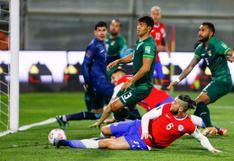 Chile no pudo superar la defensa de Bolivia y obtuvo un empate de local por Eliminatorias
