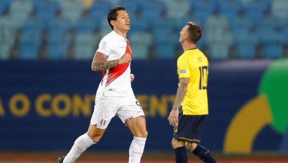Gianluca Lapadula es seguido de cerca por los exjefes del AC Milan. (Foto: EFE)
